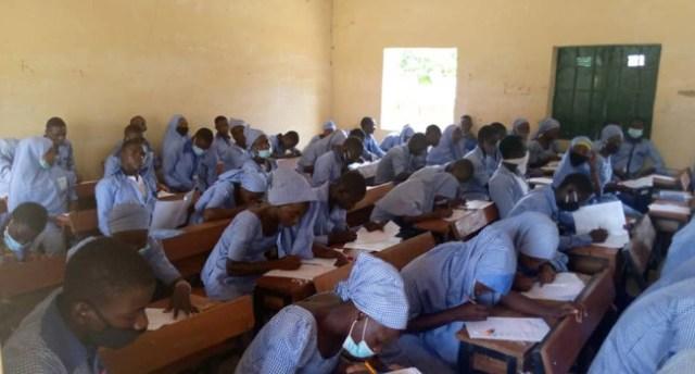 WAEC conducts exams in Chibok 6 years after abduction of schoolgirls lindaikejisblog