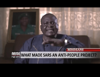 SARS operatives are right when they say they will kill you and nothing will  be done about it - Colonel Hassan Stan-Labo lindaikejisblog