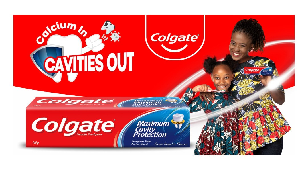 Calcium in Cavities Out Colgate Launches New Thematic Campaign to Drive Cavity Awareness lindaikejisblog1
