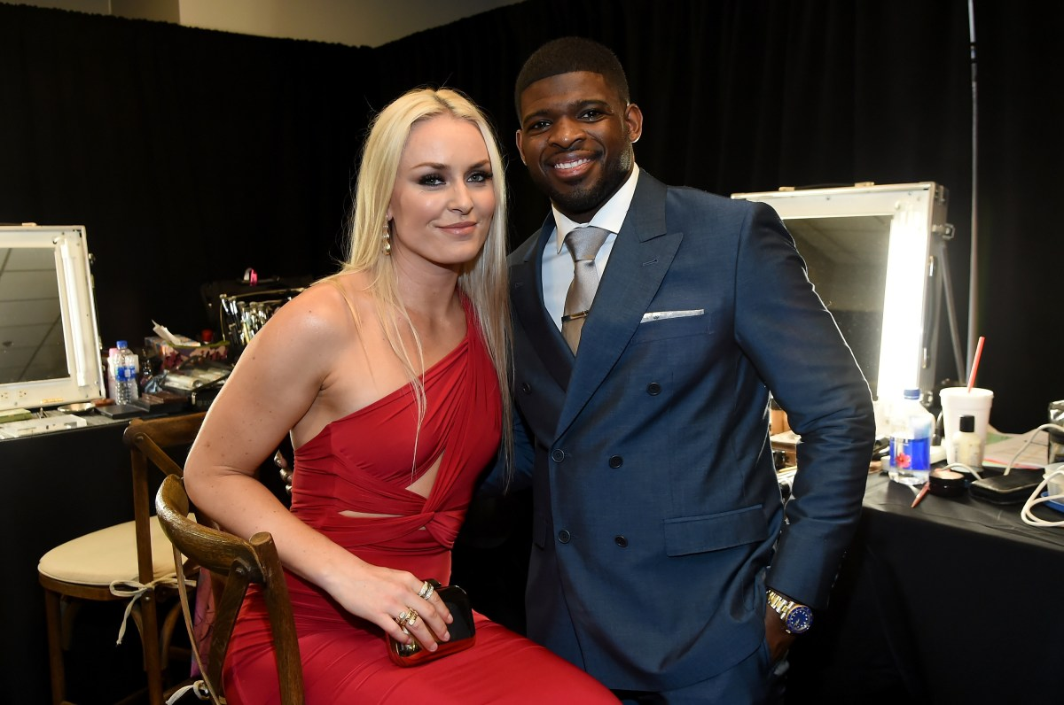 Lindsey Vonn and fiance P.K. Subban call off engagement after three years together