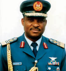 Former Chief Of Air Staff Nsikak Edouk is dead