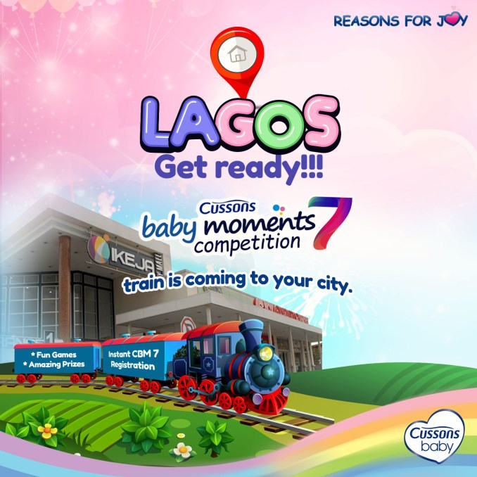 The Countdown is on! Two weeks before entry closes for the Cussons Baby Moments Season 7 Competition