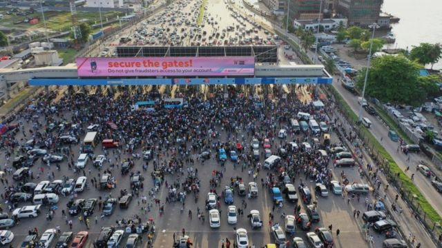Doctor reveals he treated persons with gunshot injuries from Lekki tollgate shootings