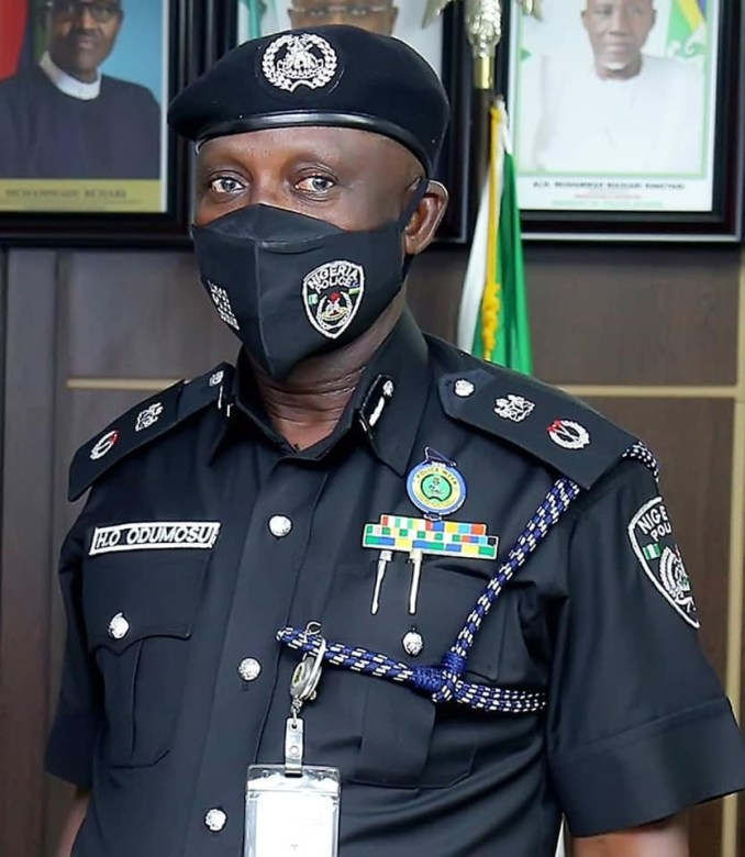 Lagos state police warns car exhibit owners