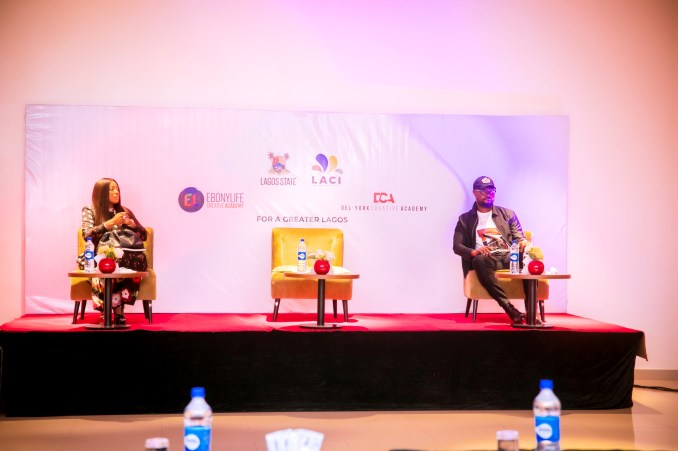 Commissioner for Tourism, Arts & Culture launches initiative in partnership with Del-York Creative Academy and Ebonylife to provide practitioners in the Lagos Creative Industry with world-class skills lindaikejisblog