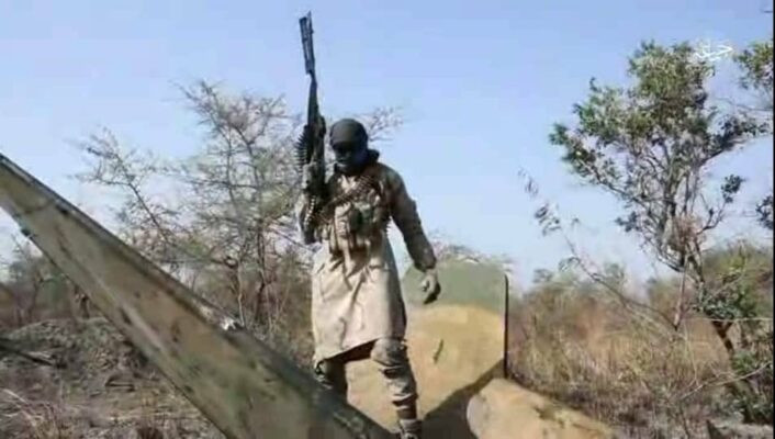 Boko Haram claims responsibility for military jet crash in Borno, releases video of dead pilot