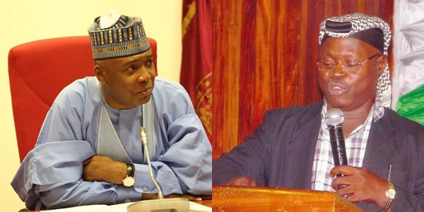 Saraki-led Senate frustrated governments efforts to bring insecurity to a halt - MURIC