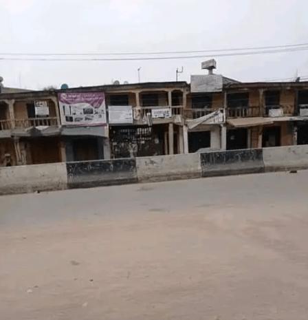 Traders shut down popular Aba market over Nnamdi Kanu's trial