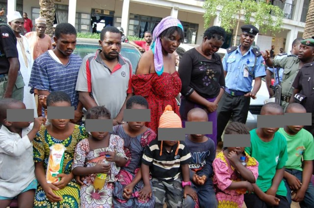 Mastermind of Kano children abduction sentenced to 104 years in prison