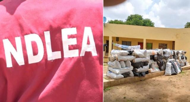 NDLEA seizes bandits drug supply in Niger