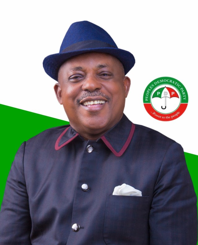 PDP Chairman, Prince Uche Secondus tenure reduced by two months