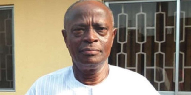 Former Minister of Works, Adeseye Ogunlewe is suffering from mouth diarrhea  Ohanaeze Ndigbo reacts to claim of Igbos not being united