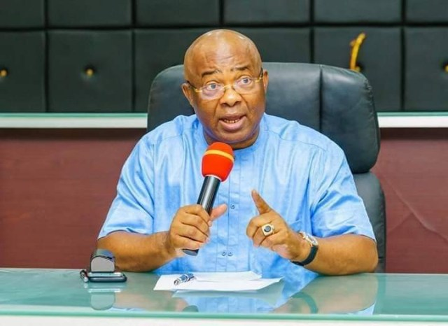 Buhari should be congratulated for signing the PIB act into law. It will address environmental hazards - Governor Hope Uzodinma