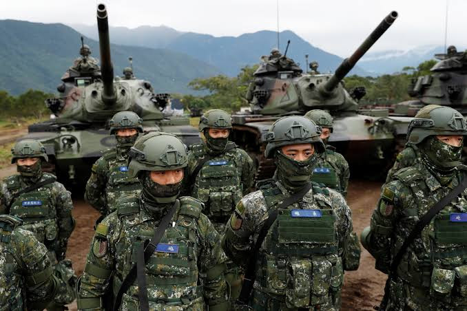 Once a war breaks out, the island's defense will collapse in hours and the US military won't come to help' - China taunts Taiwan after US withdrawal from Afghanistan