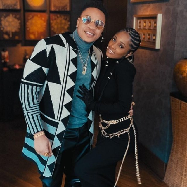 Six days after we met went went through our phones and deleted any other love interests - Rotimi speaks on engagement to Vanessa Mdee