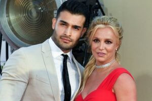 Britney Spears boyfriend, Sam Ashgari spotted shopping for rings at Cartier