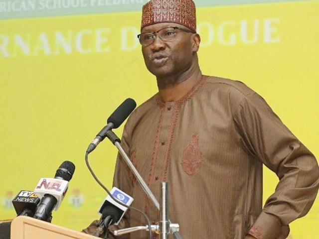 Stop saying Nigeria not working theres power in the tongue - SGF Boss Mustapha