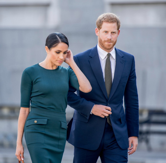 Meghan and Harry request meeting with Queen to introduce baby Lilibet 1