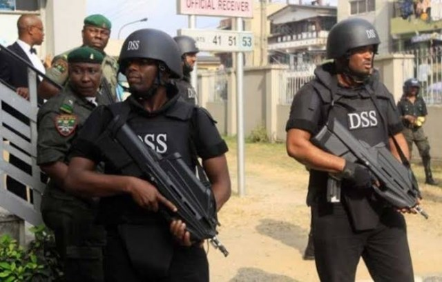 DSS says armed robbers hijacked its case file on Igboho's aides