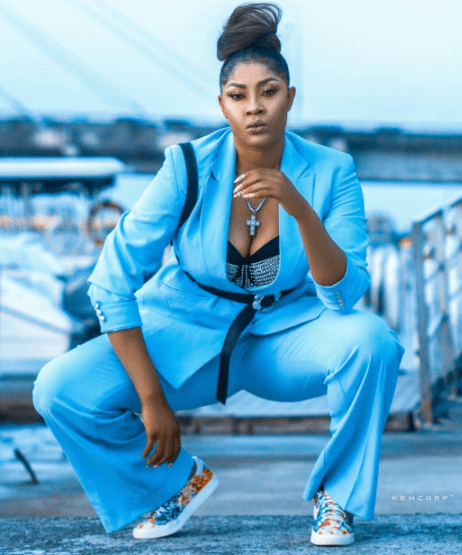 This is why I dont chill with subjects - Angela Okorie speaks on coming to social media to share personal issues