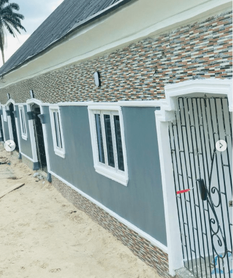Instagram comedian Sirbalo Comedy builds an 8-bedroomm apartment for his mother  2