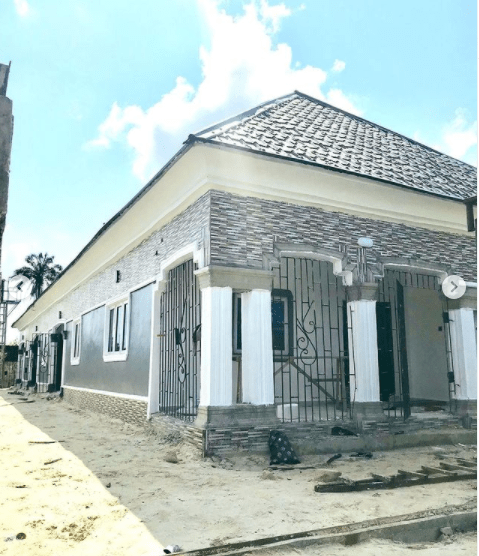 Instagram comedian Sirbalo Comedy builds an 8-bedroomm apartment for his mother  3