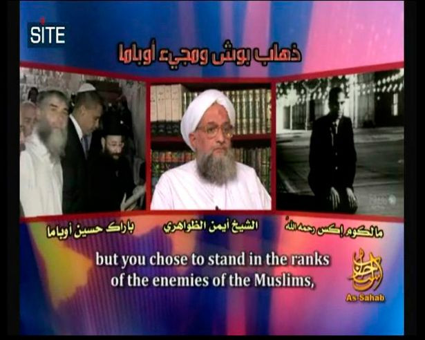 Al-Qaeda chief appears in video praising his group on 9 11 anniversary, despite claims of him being dead `