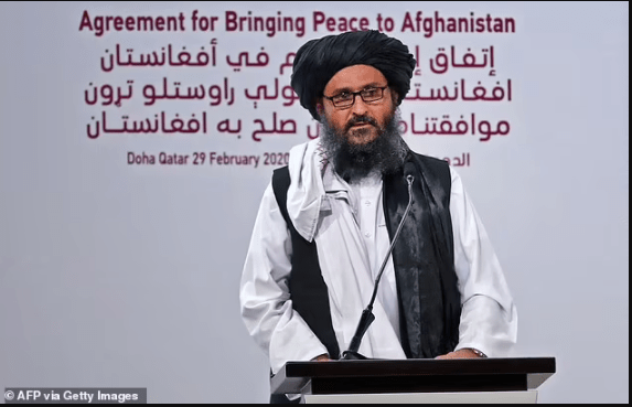 Taliban deny leader Mullah Abdul Baradar is dead, produce an audio recording as 'proof after gunfight in presidential palace