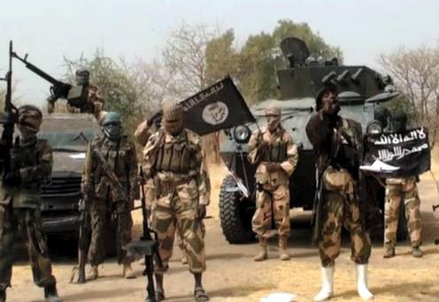Boko Haram steals 5 tractors burns 2 in Yobe state