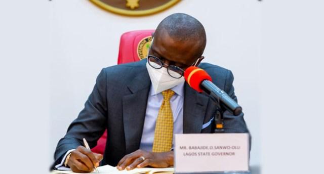 Governor Sanwo-Olu signs anti-open grazing bill into law