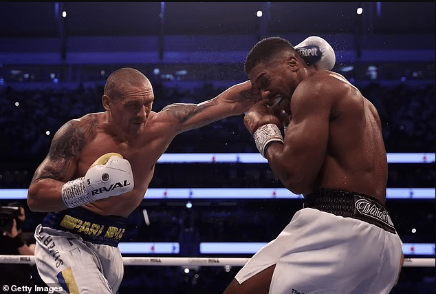 He will never beat him -Anthony Joshua warned by Frank Warrennot to go 'anywhere near' a rematch with Oleksandr Usyk
