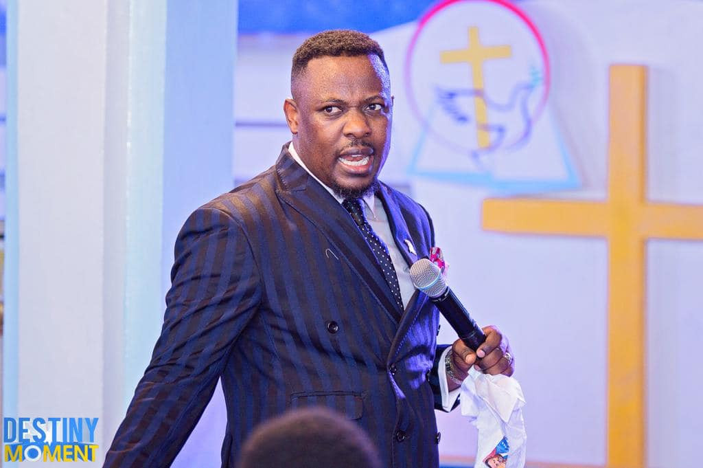 You are a failure if at 35 you are still living with your parents - Controversial Ghanaian prophet, Nigel Gaisie