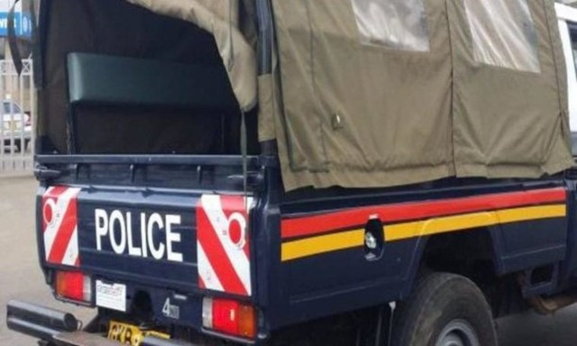 Prisons officer allegedly rapes colleagues stranded wife