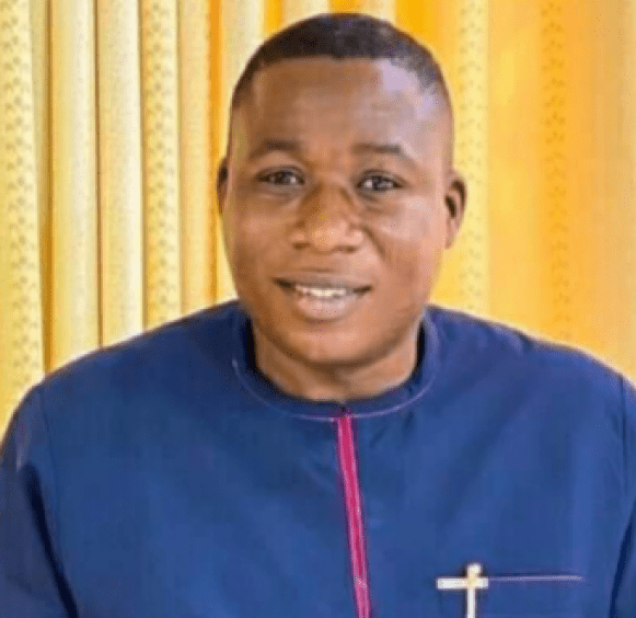 Beninese lawyers collected millions but can't save me from prison – Sunday Igboho speaks from Cotonou prison