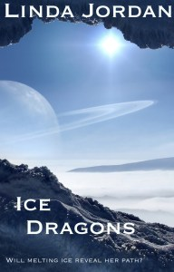 Book Cover: Ice Dragons