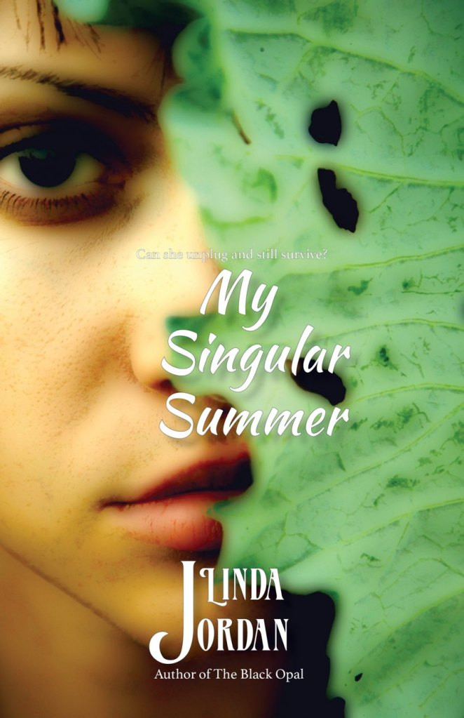 Book Cover: My Singular Summer
