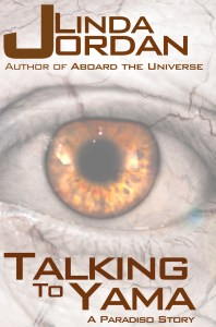 Book Cover: Talking to Yama