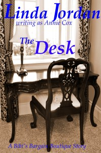 Book Cover: The Desk
