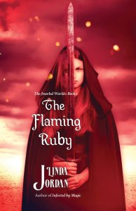 Book Cover: The Flaming Ruby - ebook