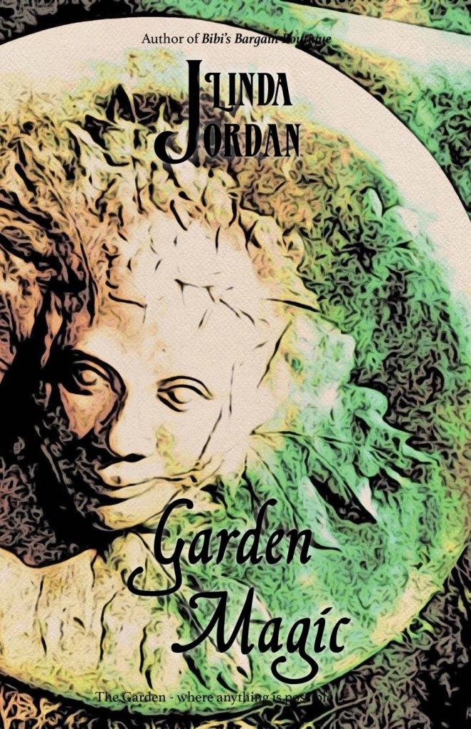 Book Cover: Garden Magic