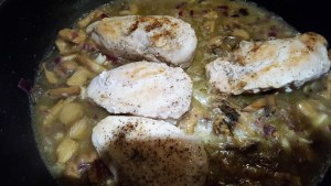 chicken-with-mushroom-sauce