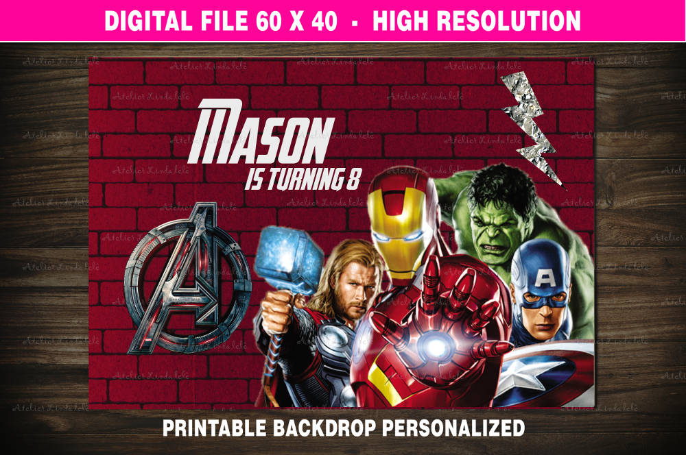 https www lindalele com product avengers backdrop