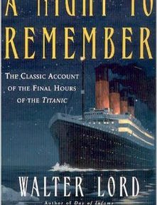 A Night to Remember book cover