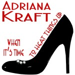 Adriana Kraft button