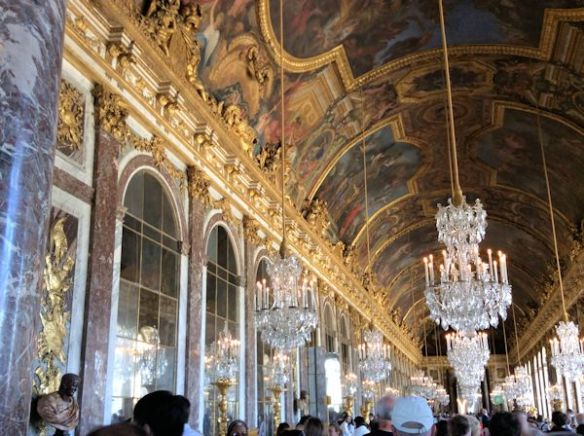 Hall Of Mirrors