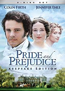 Pride & Prejudice TV cover