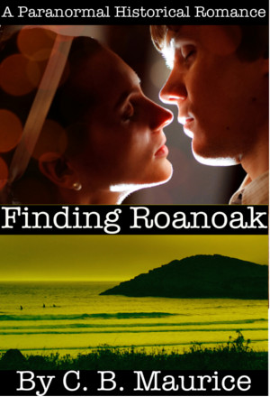 Finding Roanoke cover