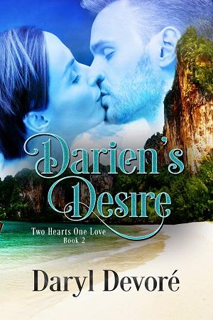 Dariens Desire Cover