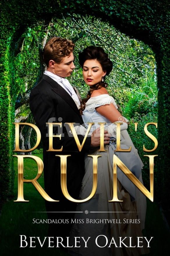 Devil's Run cover