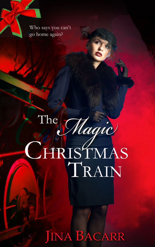 Magic Christmas Train cover